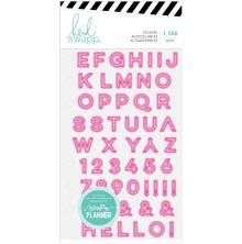 Heidi Swapp Memory Planner Color Fresh - Alphabet Sticker Book