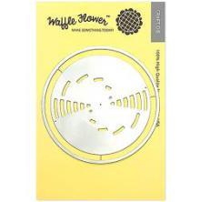 Waffle Flower Die - Color Wheels