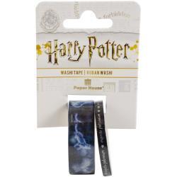Paper House Washi Tape 2/Pkg Harry Potter - Patronus