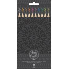 Kelly Creates Pencils 10/Pkg - Starlight Metallic