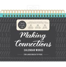 Kelly Creates Large Brush Workbook 11.6X10 142/Pkg - Calendar