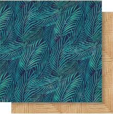 Crate Paper Wild Heart Double-Sided Cardstock 12X12 - Palms