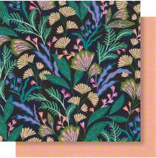 Crate Paper Wild Heart Double-Sided Cardstock 12X12 - Jungle