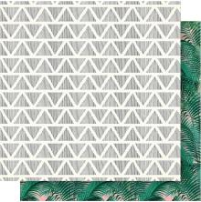 Crate Paper Wild Heart Double-Sided Cardstock 12X12 - Retreat