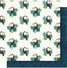 Crate Paper Wild Heart Double-Sided Cardstock 12X12 - Thrive