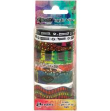 Dylusions Washi Tape Set - Set 4