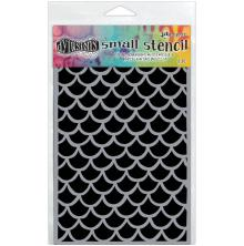 Dylusions Stencils 5X8 - Fishtails Small