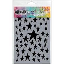Dyan Reaveleys Dylusions Stencils 5X8 - Star Struck Small