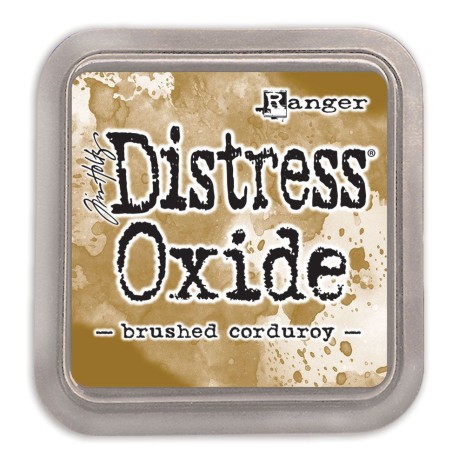 Tim Holtz Distress Oxides Ink Pad - Brushed Corduroy