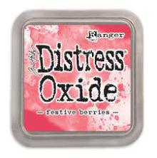 Tim Holtz Distress Oxide Ink Pad - Festive Berries