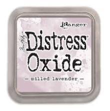 Tim Holtz Distress Oxide Ink Pad - Milled Lavender