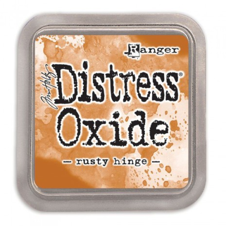 Tim Holtz Distress Oxides Ink Pad - Rusty Hinge