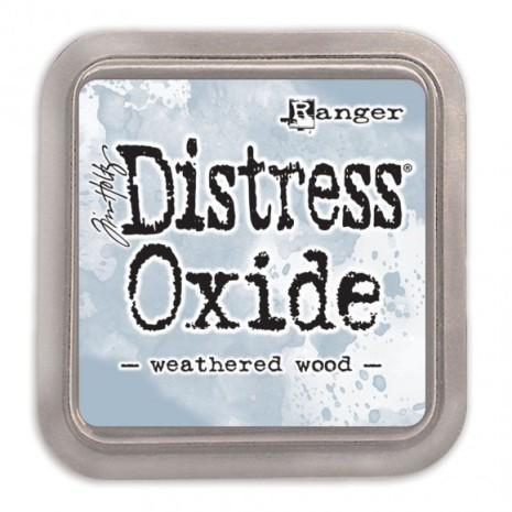 Tim Holtz Distress Oxides Ink Pad - Weathered Wood
