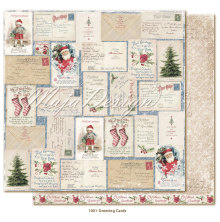 Maja Design Christmas Season 12X12 - Greeting Cards