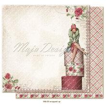 Maja Design Christmas Season 12X12 - All wrapped up