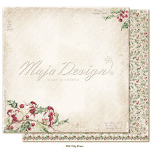 Maja Design Christmas Season 12X12 - Tidy Elves