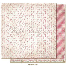Maja Design Christmas Season 12X12 - Candy Canes