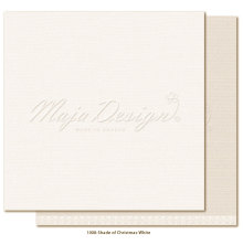 Maja Design Monochromes 12X12 Shades of Christmas - White