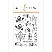 Altenew Clear Stamps 4X6 - With Gratitude