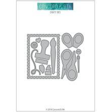 Concord & 9th Dies - Crafty