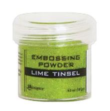 Ranger Embossing Powder 18gr - Lime Tinsel