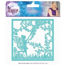 Sara Signature Collection Enchanted Forest Metal Die - Fairy Dust