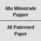Alla mönstrade papper