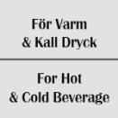 För Varm & Kall Dryck