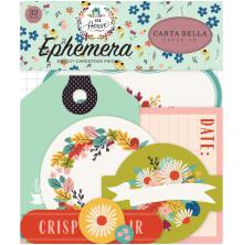 Carta Bella Our House Ephemera Cardstock Die-Cuts 33/Pkg - Icons