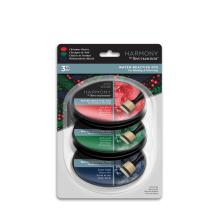 Spectrum Noir Inkpad Harmony Water Reactive 3pk - Christmas Classics