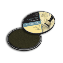 Spectrum Noir Inkpad Harmony Water Reactive - Straw Bale