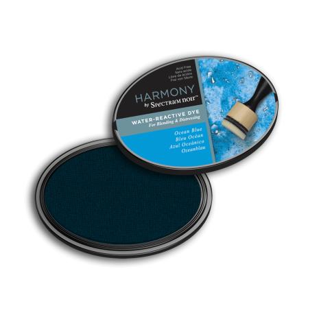 Spectrum Noir Inkpad Harmony Water Reactive - Ocean Blue