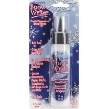 Deco Art Snow Writer Paint 60ml -Snow White