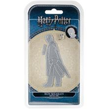 Harry Potter Die And Face Stamp Set - Ron Weasley