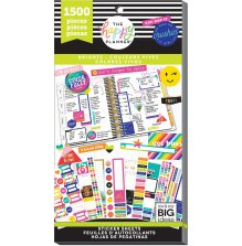Me & My Big Ideas Happy Planner Sticker Value Pack - Brights