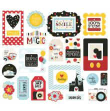 Simple Stories Tags & Frames - Say Cheese 4