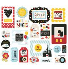 Simple Stories Tags & Frames - Say Cheese 4 UTGÅENDE