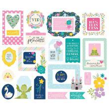 Simple Stories Tags & Frames - Little Princess
