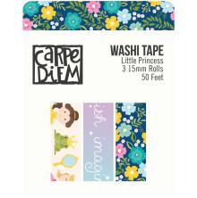 Simple Stories Washi Tape 3/Pkg - Little Princess