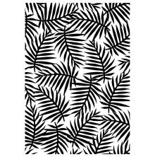 Kaisercraft Embossing Folder 4X6 - Fern Leaf