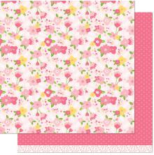 Lawn Fawn Spring Fling Double-Sided Cardstock 12X12 - Debbie
