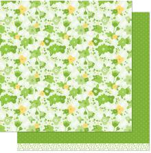 Lawn Fawn Spring Fling Double-Sided Cardstock 12X12 - Christy