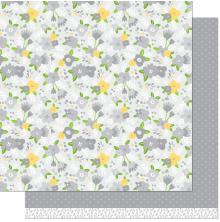 Lawn Fawn Spring Fling Double-Sided Cardstock 12X12 - Karolina