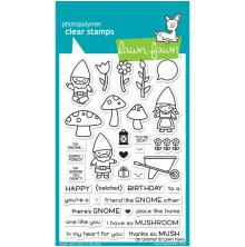 Lawn Fawn Clear Stamps 4X6 - Oh Gnome!