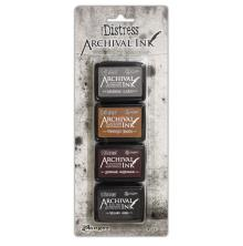 Tim Holtz Distress Archival Mini Ink Kit - Kit #3