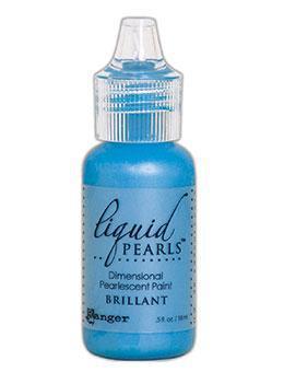 Liquid Pearls Dimensional Pearlescent 18ml - Brilliant