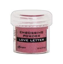 Ranger Embossing Powder 15gr - Love Letter Metallic
