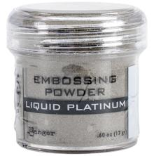 Ranger Embossing Powder 17g - Liquid Platinum