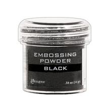 Ranger Embossing Powder 16g - Black