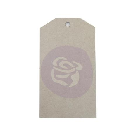 Prima Memory Hardware Adhesive Chipboard 12/Pkg - Tags